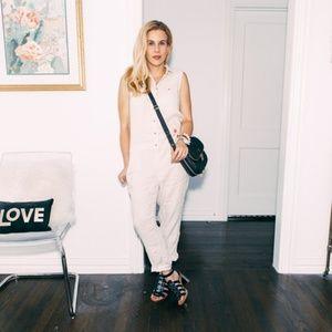 Lou & Grey Linen Jumpsuit